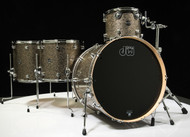 DW Performance Series 4pc Shell Pack Gold Nebula 13/16/18/24 - Front
