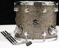 DW Performance Series 12x14 Floor Tom - Gold Nebula