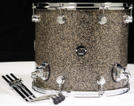 DW Performance Series 14x16 tom - Gold Nebula