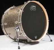 DW Performance Series 18x24 Bass Drum Gold Nebula