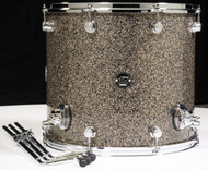 "DW Performance Series 16""x18"" Floor Tom Gold Nebula"