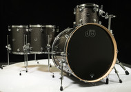 DW Performance Series 4pc Shell Pack Pewter Sparkle 13/16/18/24