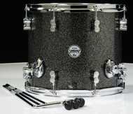 PDP Concept Maple Black Sparkle Tom - 12x14