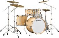 Yamaha Tour Custom 4pc Shell Pack 10/12/16/22- Butterscotch Satin