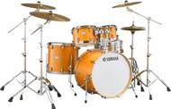 Yamaha Tour Custom 4pc Shell Pack 10/12/16/22- Caramel Satin