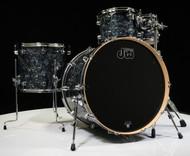 DW Performance Series 4pc Shell Pack 10/12/16/24 Black Diamond
