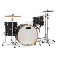 PDP Concept Maple Classic 3pc Shell Pack Ebony - 13/16/24