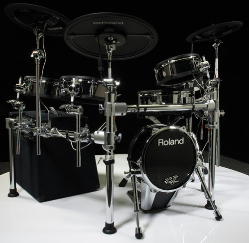 roland td 50kv electronic drum kit players bundle. Black Bedroom Furniture Sets. Home Design Ideas