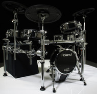 Roland TD-50KV Electronic Drum Kit Players Bundle