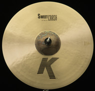 "Zildjian 19"" K Sweet Crash"