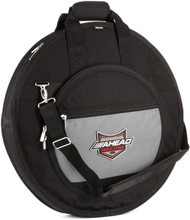 """Ahead Armor Cases Deluxe Heavy-duty Cymbal Case - Up to 24"""" Cymbals"""