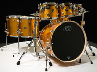 DW Performance Series 7pc Shell Pack Gold Sparkle