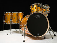 DW Performance Series 6pc Shell Pack Gold Sparkle