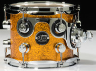 DW Performance Series 7x8 Tom - Gold Sparkle