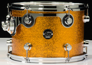 DW Performance Series 9x13 Tom - Gold Sparkle