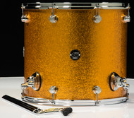 DW Performance Series 16x18 Floor Tom - Gold Sparkle
