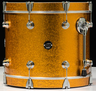 DW Performance Series 14x18  Bass Drum - Gold Sparkle