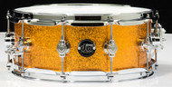 DW Performance Series 5.5x14 Snare - Gold Sparkle-