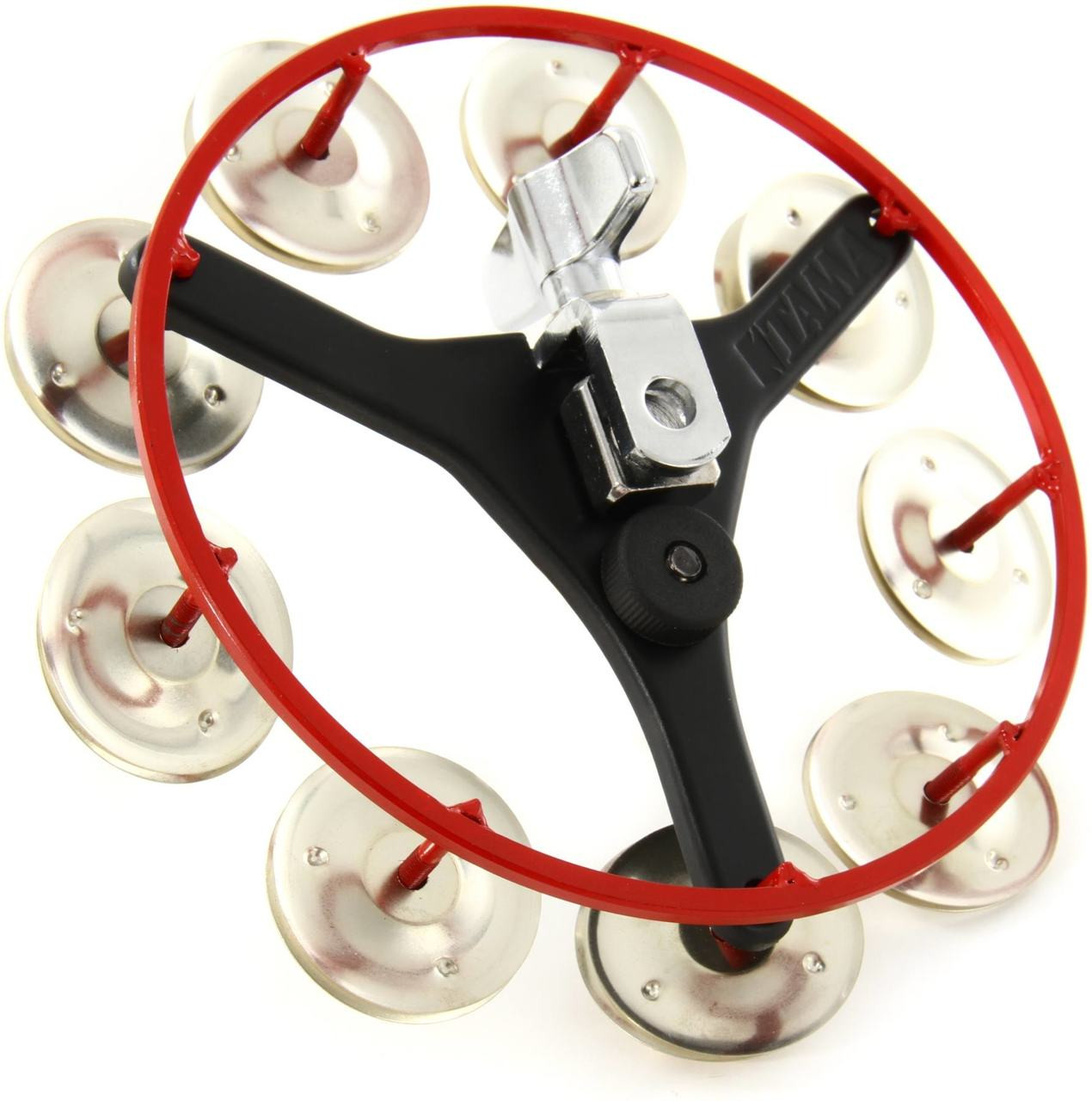 tama tjr7 jingle ring hi hat tambourine. Black Bedroom Furniture Sets. Home Design Ideas