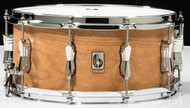 British Drum Company 14X6.5 Pro Snare Big Softy - Front