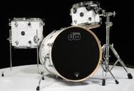 DW Performance Series 3pc Drum Kit White Marine 12/14/20