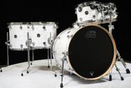 DW Performance Series 6pc Drum Kit White Marine 10/12/14/16/22/14SD