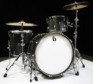 British Drum Company 3pc Shell Pack Kensington Knight 13/16/24 - Front