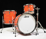 Ludwig Classic Maple FAB 3pc Shell Pack 13/16/22 - Mod Orange - Front