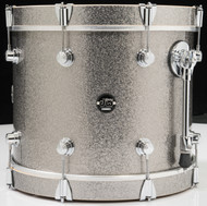 DW Performance Series 14x18 Bass Drum - Titanium Sparkle