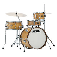TAMA Club-JAM 4pc Satin Blonde Shell Pack 7x10/7x14/12x18BD/5x13SD