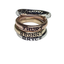 3 Stacking Rings of Love