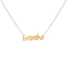 just breath necklace