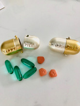 Happy Pill Case