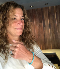 Thankful #GIVINGBEADS Bracelet Designed by Cozy Friedman