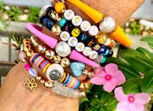 Wrist-mess Bracelets & Anklets