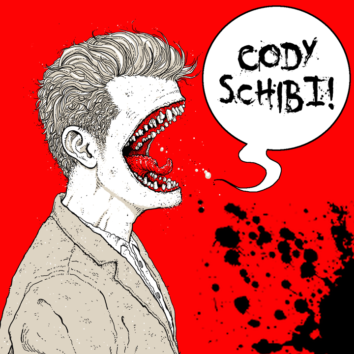 Cody Schibi artist page at the Bumperactive store!