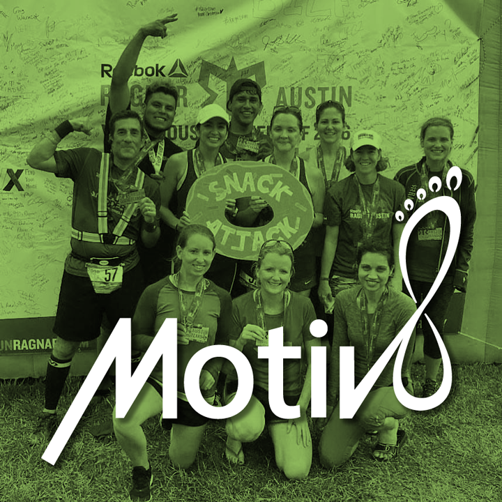 Motiv8 Fitness artist page at the Bumperactive store!