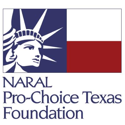 NARAL Pro-Choice Texas Homepage