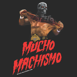 Jon Smith - Mucho Machismo Cutout Tee