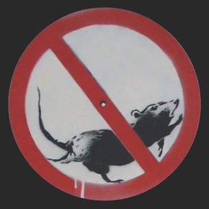 Banksy - Rat Race Tee