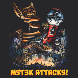 """MST3K Attacks!"" by Chet Phillips."