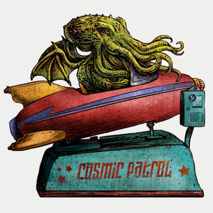 """Kiddie Cthulhu"" by Chet Phillips."
