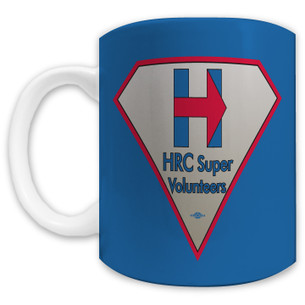HRCSV Logo Mug -- 11oz ceramic