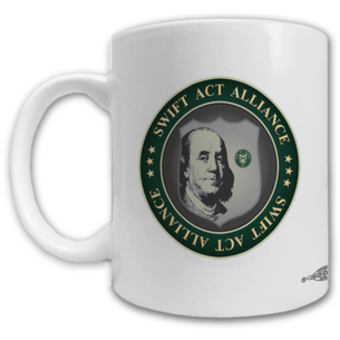 """SWIFT Act Alliance Logo"" on 11oz Ceramic Mug"