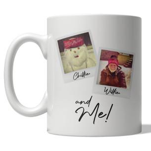 Chillie, Willie & Me! (11oz Ceramic Mug)
