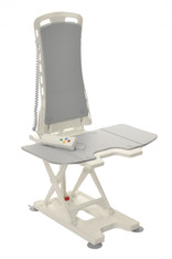 Grey Bellavita Auto Bath Tub Chair Seat Lift - 477200432