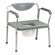 Bariatric Assembled Commode - 11130-1
