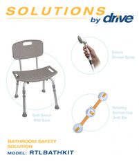 Bathroom Safety Solution - rtlbathkit
