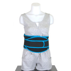 VerteWrap  Low Profile Back Brace - 627s
