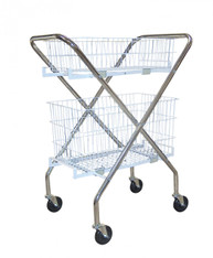 Utility Cart with Baskets - 13074